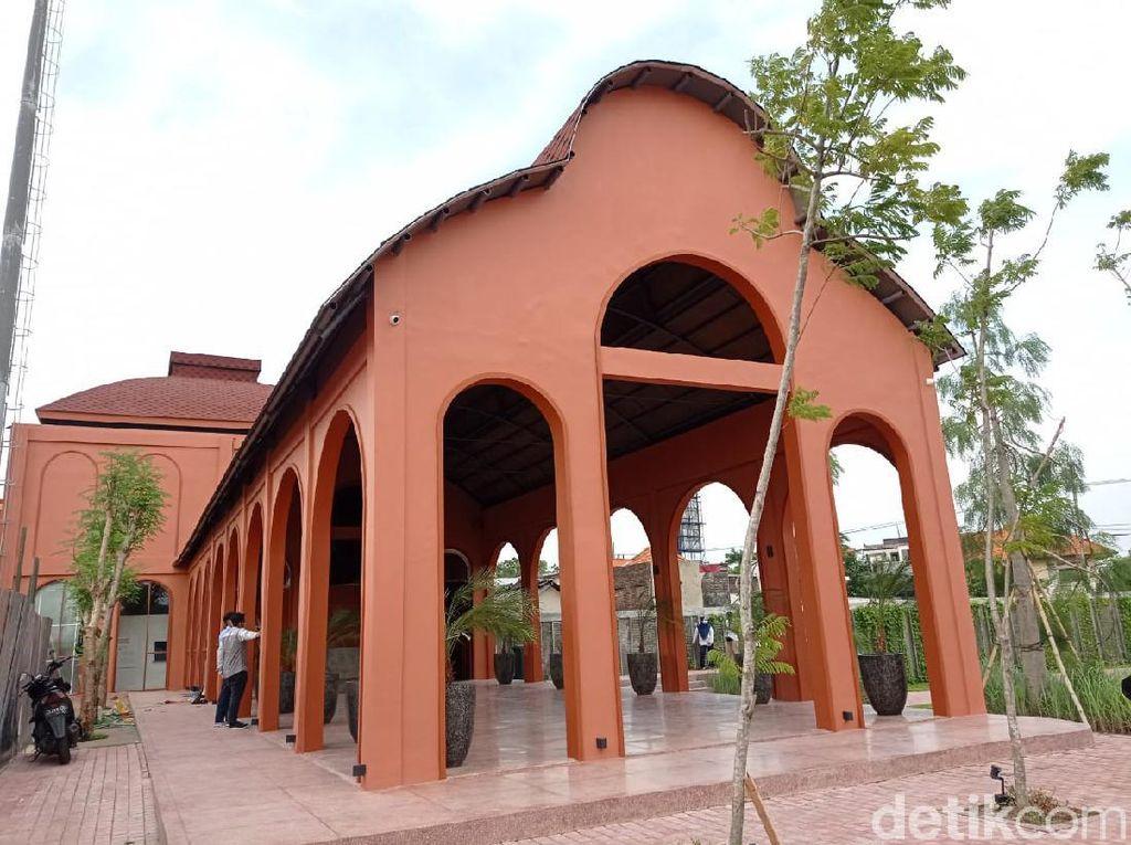 Museum Olahraga di Surabaya Batal Diresmikan Risma Hari Ini
