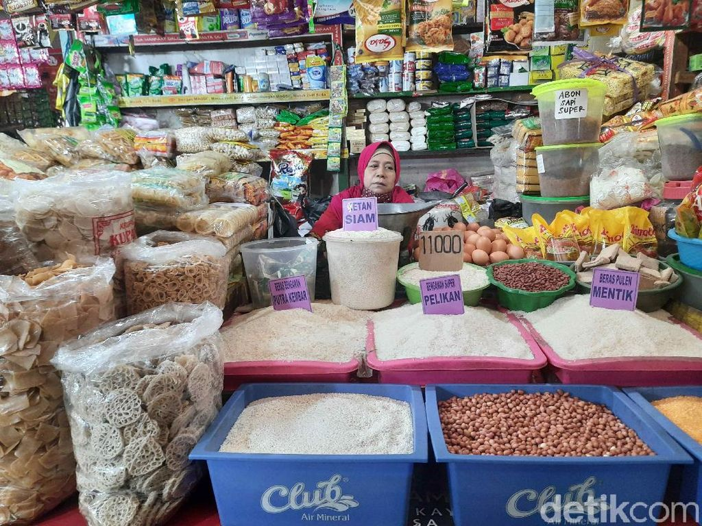 Disdag Surabaya Operasi Pasar Stabilkan Kenaikan Harga Jelang Ramadhan