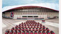 Semua Pemain Atletico Madrid Dapat Mobil Gratis Ini