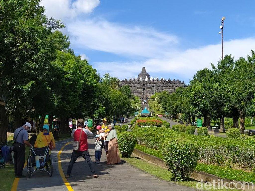 Kadisporapar Jawa Tengah: Borobudur Sudah Jenuh