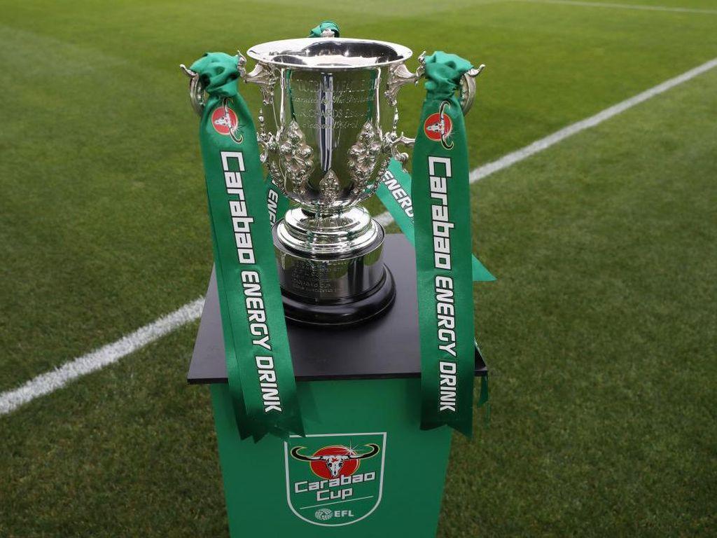 Tottenham Hotspur Vs Manchester City di Final Piala Liga Inggris