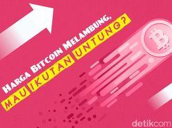 Podcast: Harga Bitcoin Melambung, Mau Ikutan Untung?