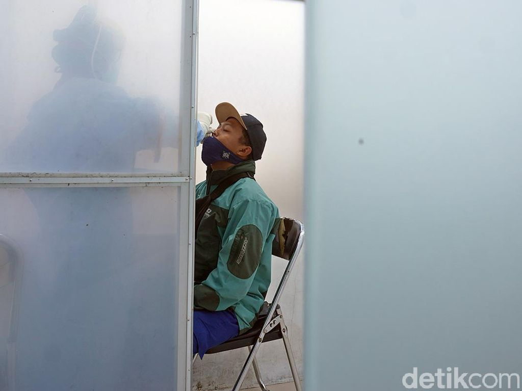 Kunjungan Atau Menginap ke Kota Kediri Wajib Tunjukkan Hasil Rapid Antigen