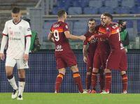 Roma Vs Cagliari: Menang 3-2, Giallorossi Tembus Tiga Besar