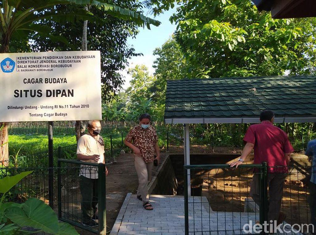 Tak ke Borobudur Saat ke Magelang, Datangilah Situs Brongsongan atau Dipan
