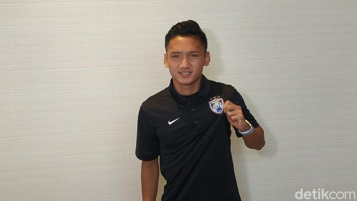Syahrian Abimanyu akan direkrut klub Malaysia Johor Darul Takzim (JDT)