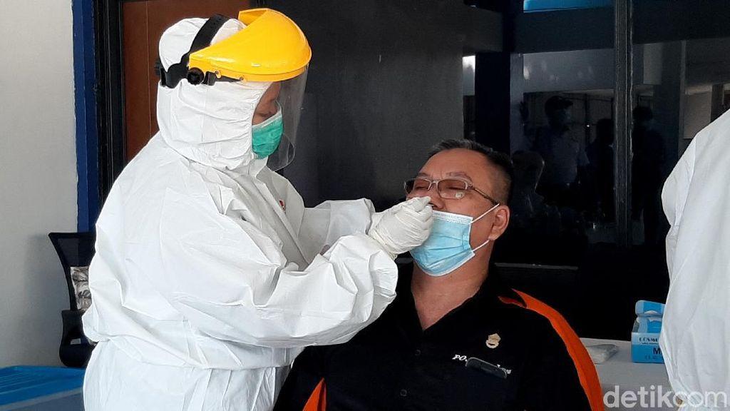 Terminal Baranangsiang Terapkan Rapid Test Antigen untuk Penumpang