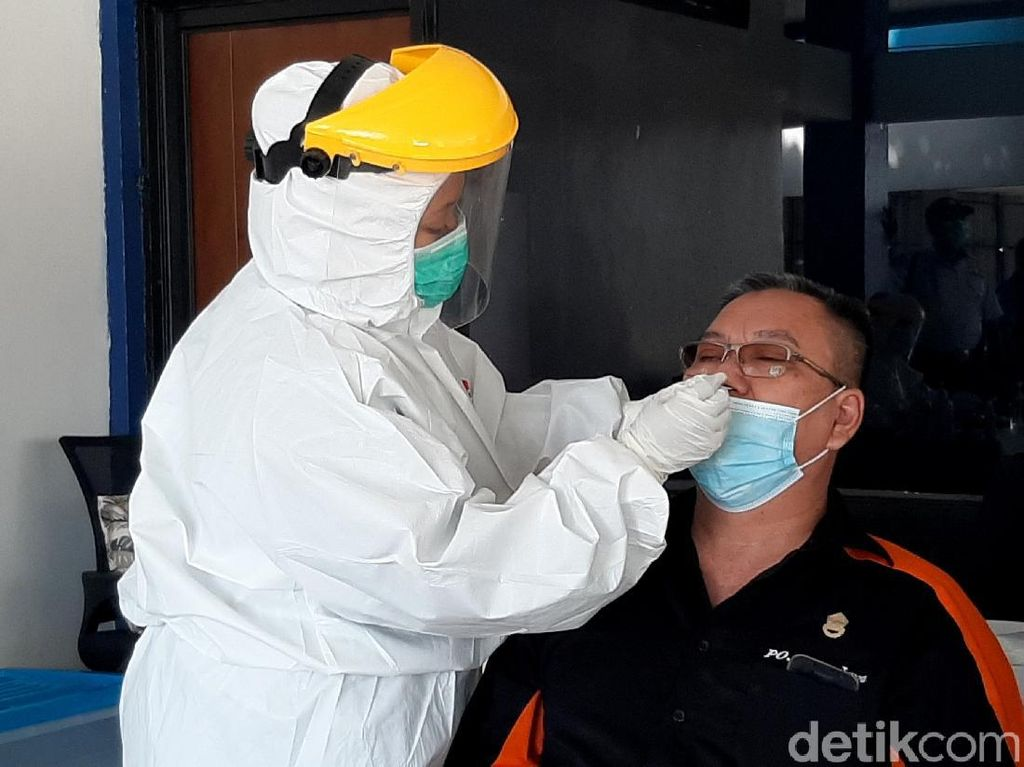 Syarat Naik Pesawat, Lion Air Hadirkan Rapid Test Antigen Pertama di Jambi