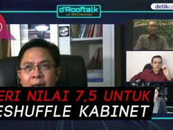 Pengamat Politik Burhanuddin Muhtadi Nilai Reshuffle Cukup Baik