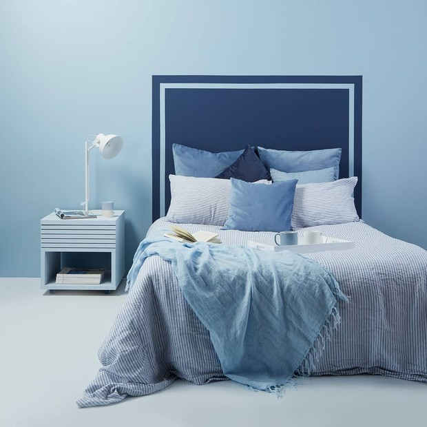 Cozy Abis Dekorasi Kamar Tidur Minimalis Tak Melulu Warna Putih