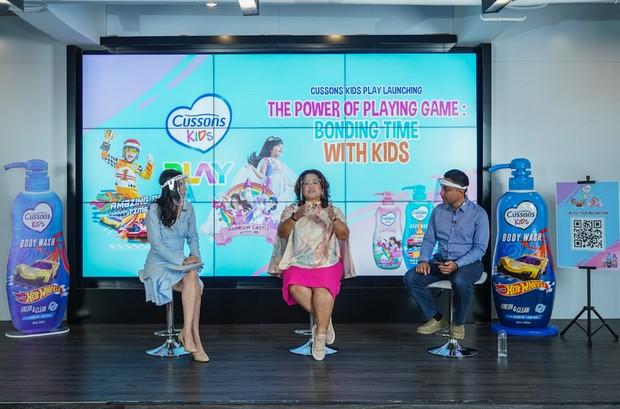 Cussons Kids Meluncurkan Cussons Kids Play