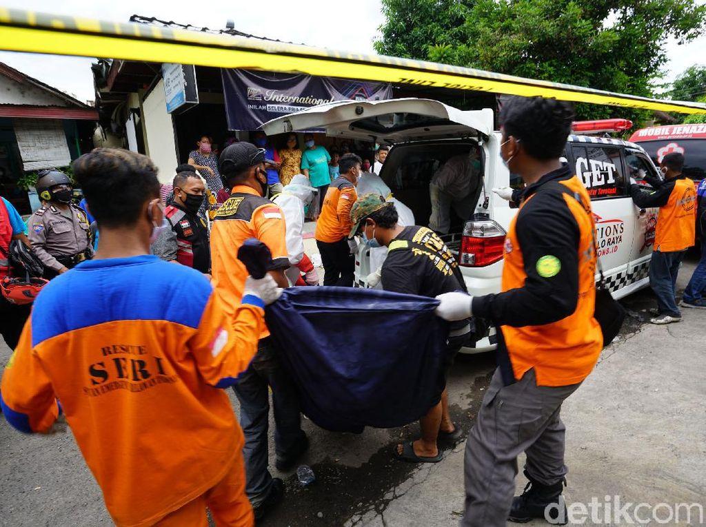 Tragis! Kebakaran Kos di Sukoharjo Tewaskan 3 Orang Penghuninya