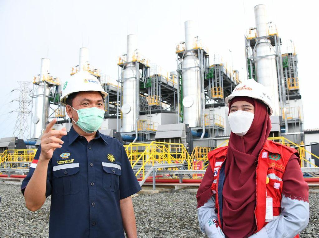 PT PDG Rampungkan Pembangunan Pipa Gas ke PLTMG MPP Sorong 50 MW