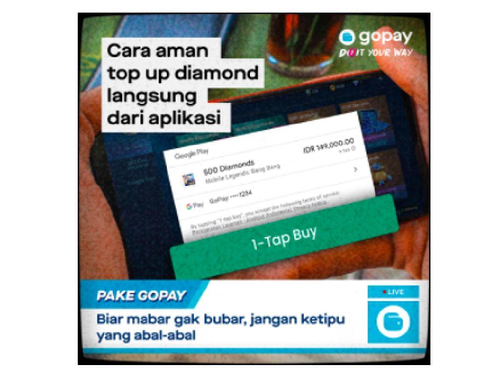 Tips Terhindar dari Tipuan Akun Bodong Jualan Diamond