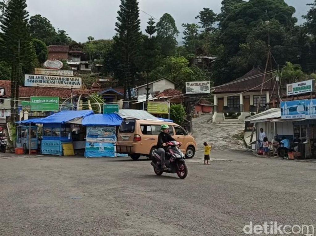 Pemda Garut Rapid Test Acak Wisatawan yang Datang ke 5 Tempat Wisata Ini