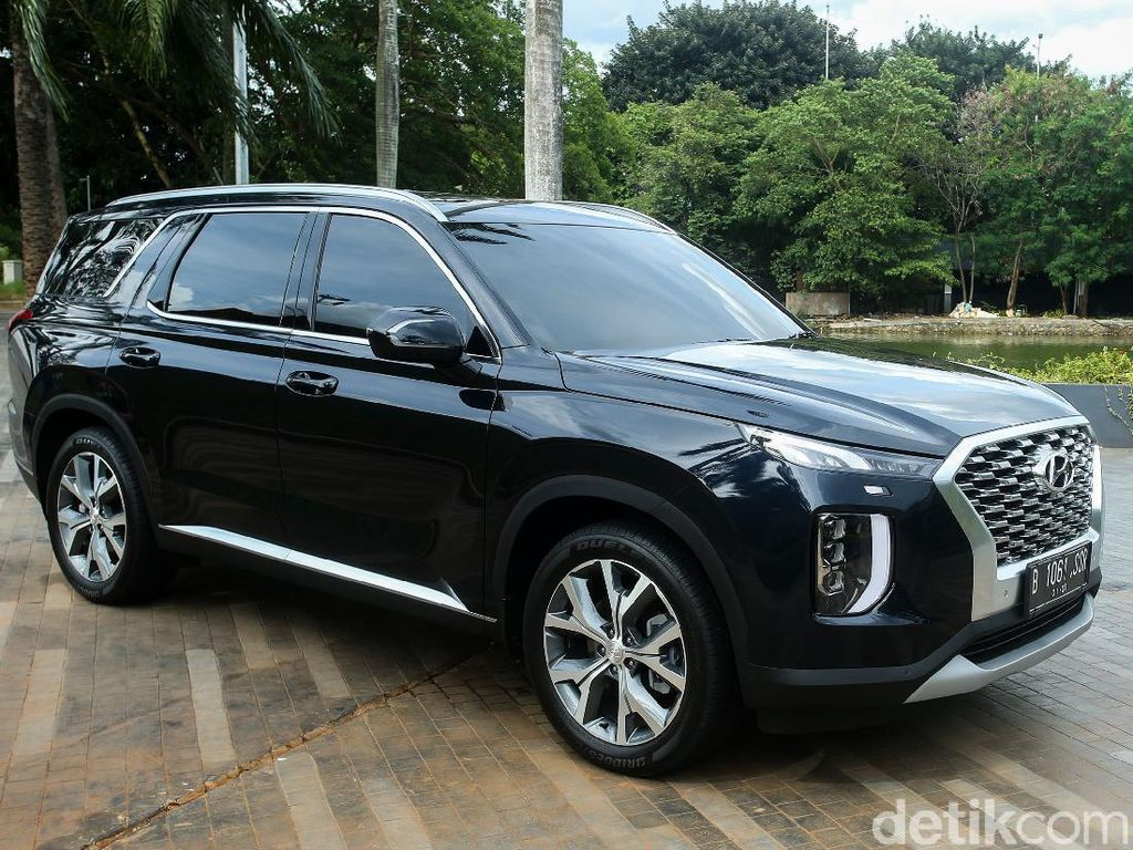 Lebih Dekat dengan SUV Mewah Hyundai Palisade