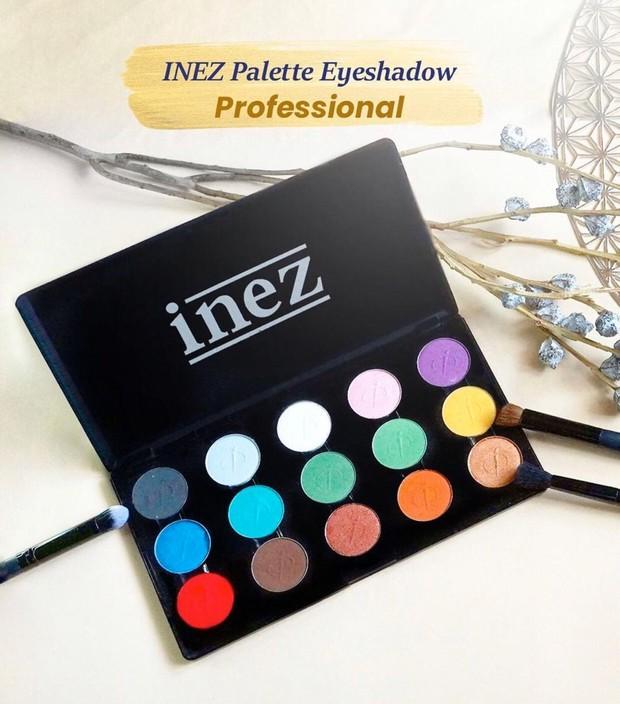 Inez Professional Color Eyeshadow Palette
