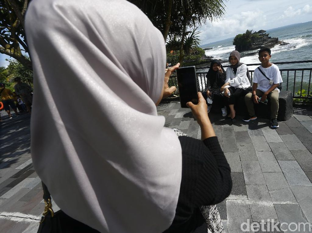 Sandiaga Pamer ke Dubes Negara Tetangga, Tunjukkan Bali Siap Buka Wisata