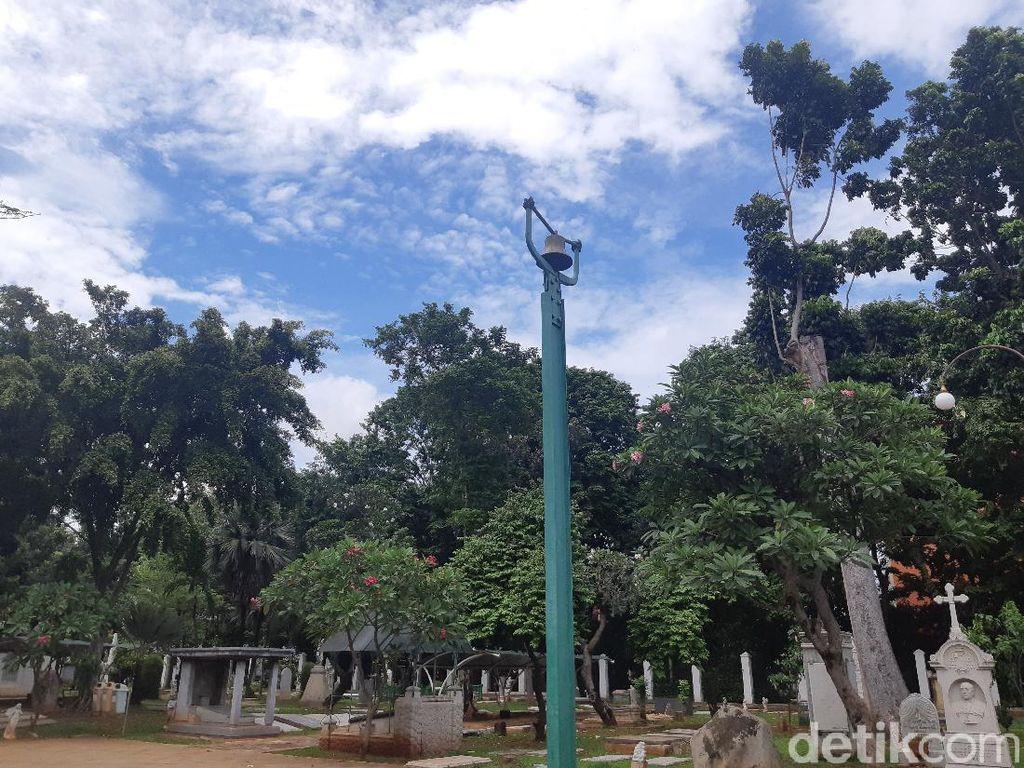 Lonceng Kematian, Penanda Mendekatnya Sang Mayit ke Kebon Jahe Kober Jakarta