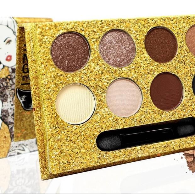 LT Pro Naturaly Glam Eyeshadow Palette