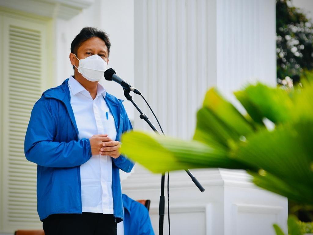 Menkes Budi Bicara Soal Mutasi Virus Corona B117 di Inggris