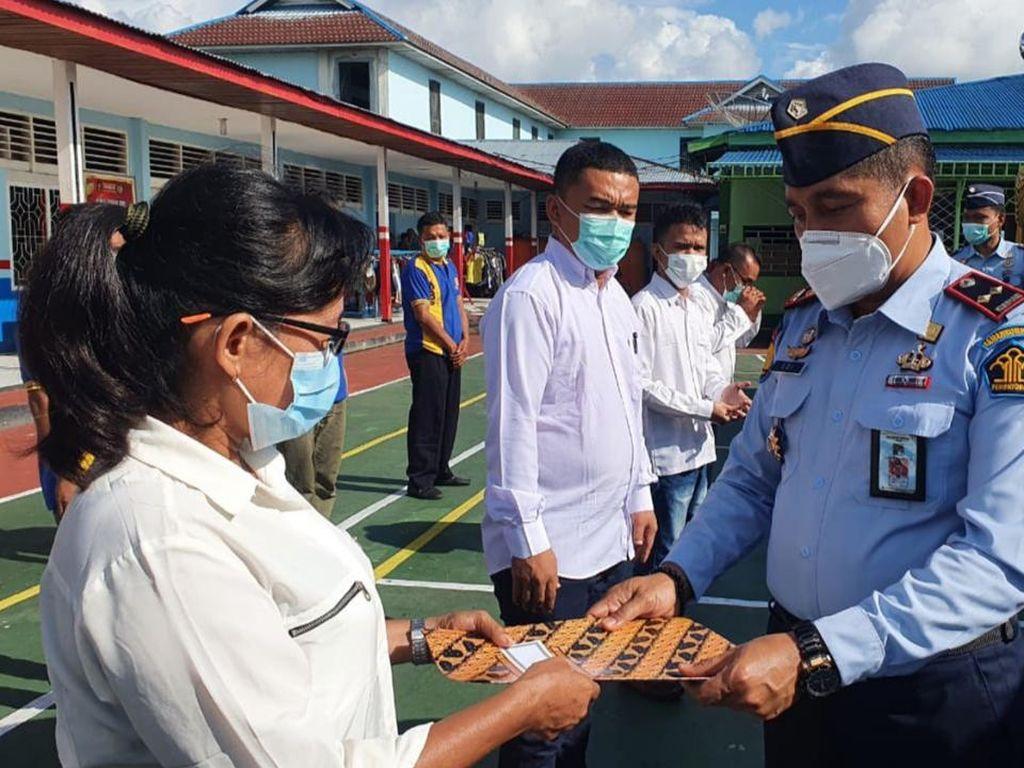 574 Napi di Riau Dapat Remisi Natal, 2 Orang Langsung Bebas