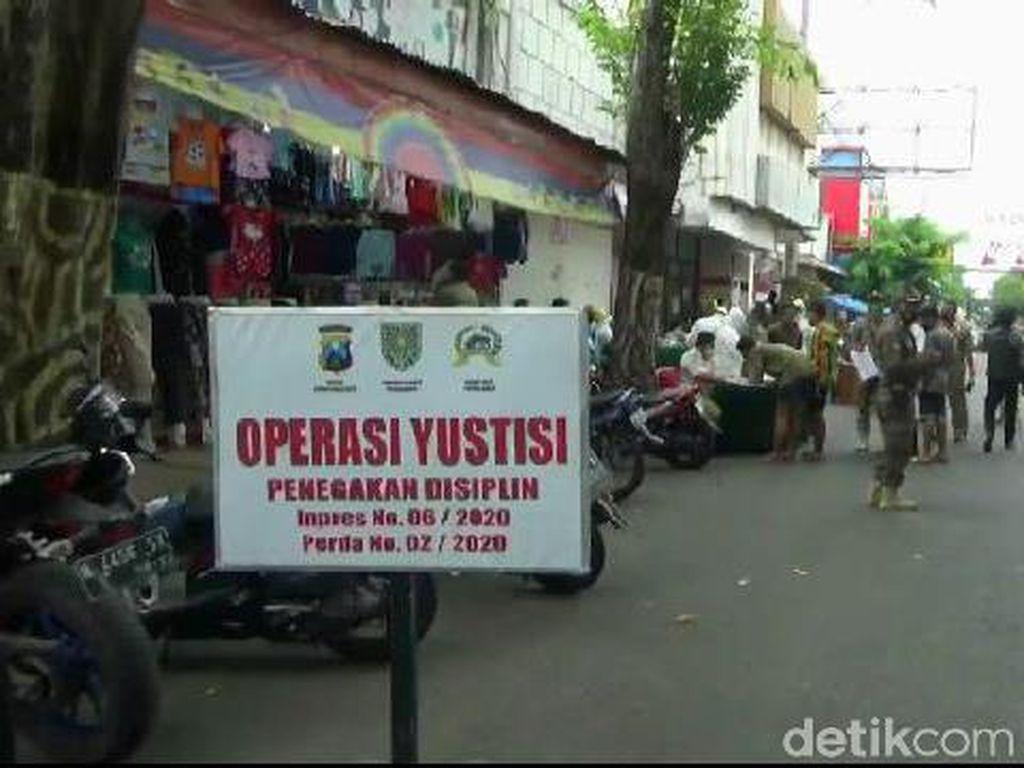 Libur Nataru, Operasi Yustisi Semakin Digencarkan di Kota Probolinggo