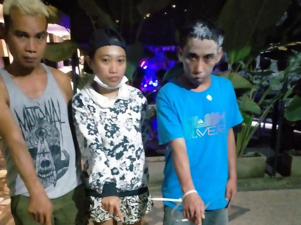 3 Orang di Lombok NTB Digerebek Saat Pesta Sabu di Malam Natal