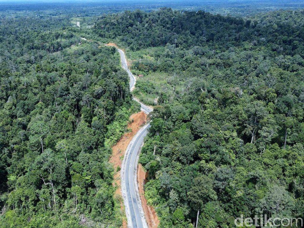 Anggaran Dipangkas, Deretan Proyek Infrastruktur Jokowi Ini Terpaksa Ditunda