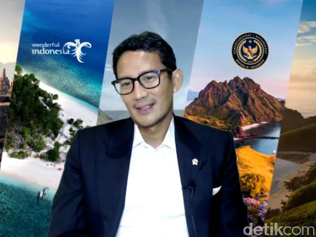 Sandiaga soal Kesiapan 360 Derajat dan Bandung Bondowoso Destinasi Superprioritas