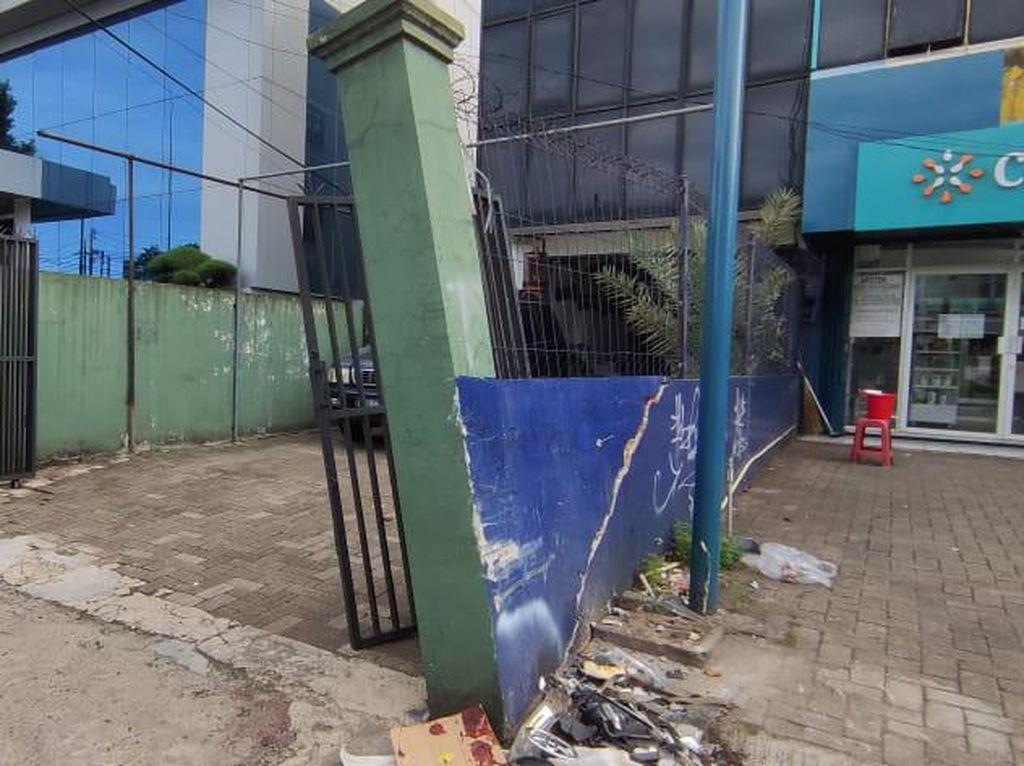 Polisi Penabrak 3 Motor di Pasar Minggu Jaksel Masih Dimintai Keterangan