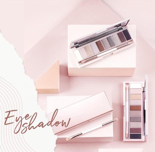 Wardah Instaperfect Spotlight Chromatic Eye Palette