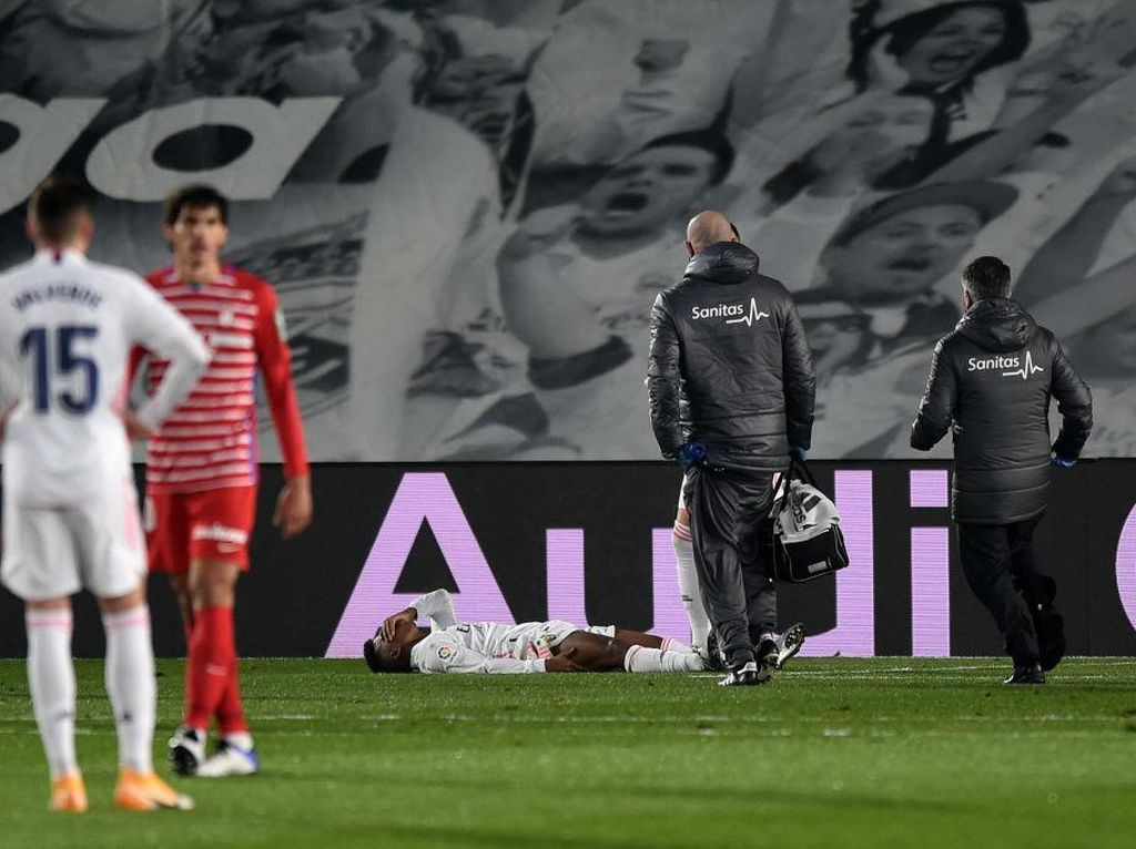 Cedera Hamstring, Rodrygo Terancam Absen Bela Madrid Tiga Bulan