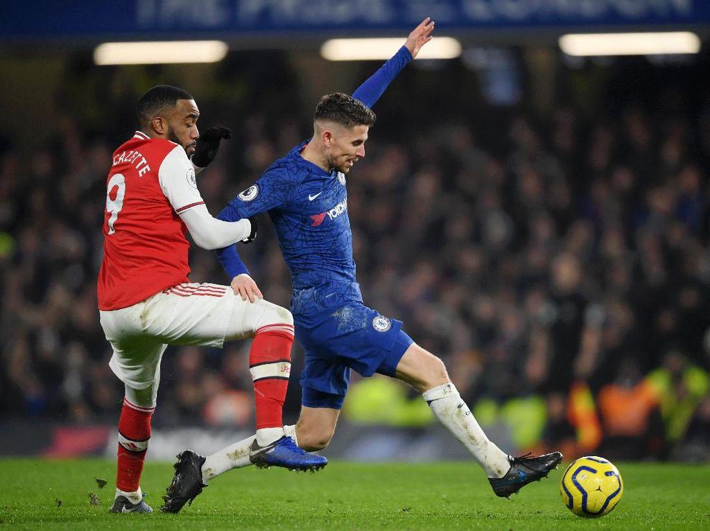 Link Live Streaming Arsenal Vs Chelsea