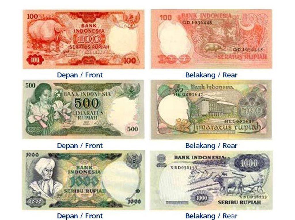 Batas Terakhir 28 Desember, Ini 6 Uang Rupiah yang Harus Ditukar
