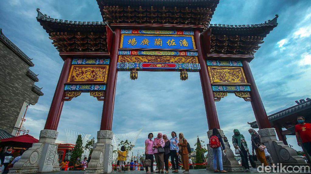 Berburu Kuliner Khas China di Pantjoran PIK