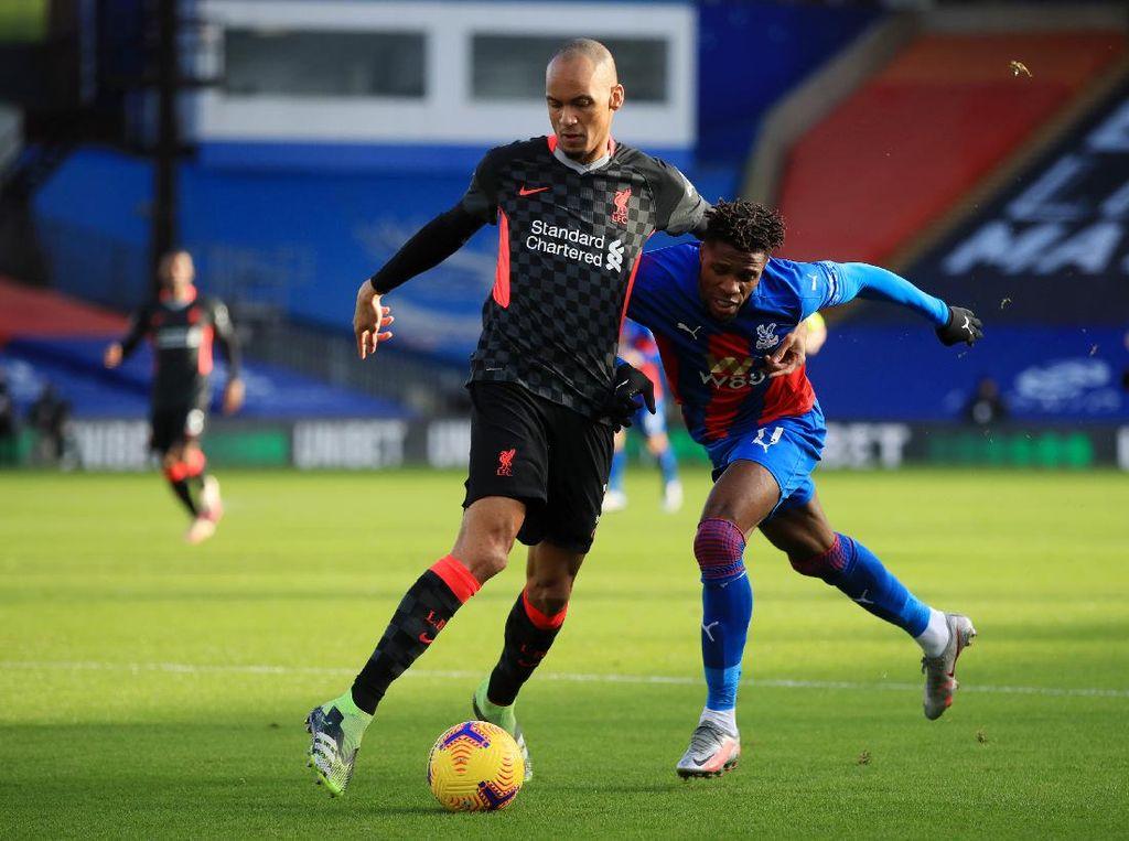 Apa Rasanya Gantikan Peran Van Dijk di Liverpool, Fabinho?