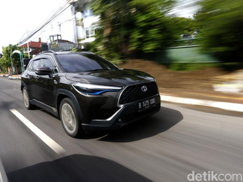 Toyota Siap Bombardir Indonesia dengan Mobil Ramah Lingkungan