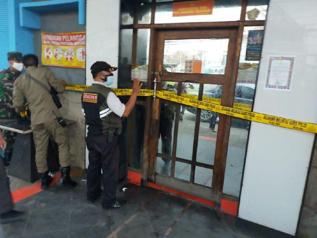 Nekat Beroperasi, Kafe Rasa Sayang di Benowo Ditutup
