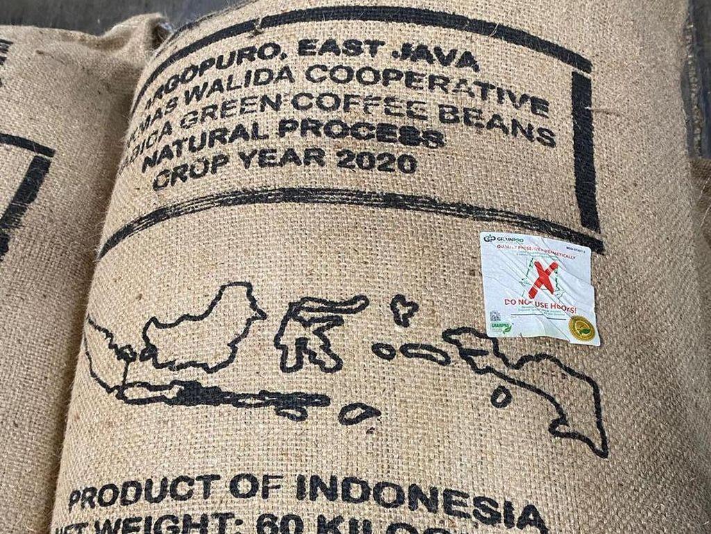 Kopi Indonesia Tembus Pasar AS