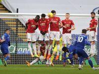 Solskjaer Kecewa Banget MU Gagal Kalahkan Leicester