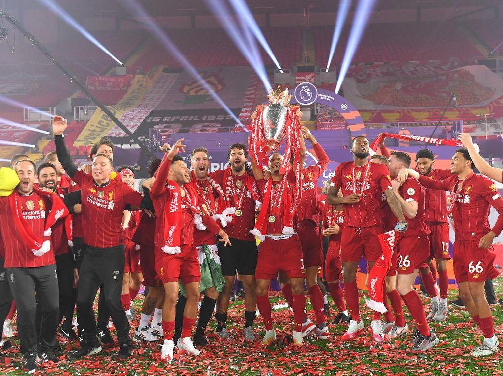 Fabinho: Gelar Juara Premier League Kedua Liverpool Akan Lebih Spesial