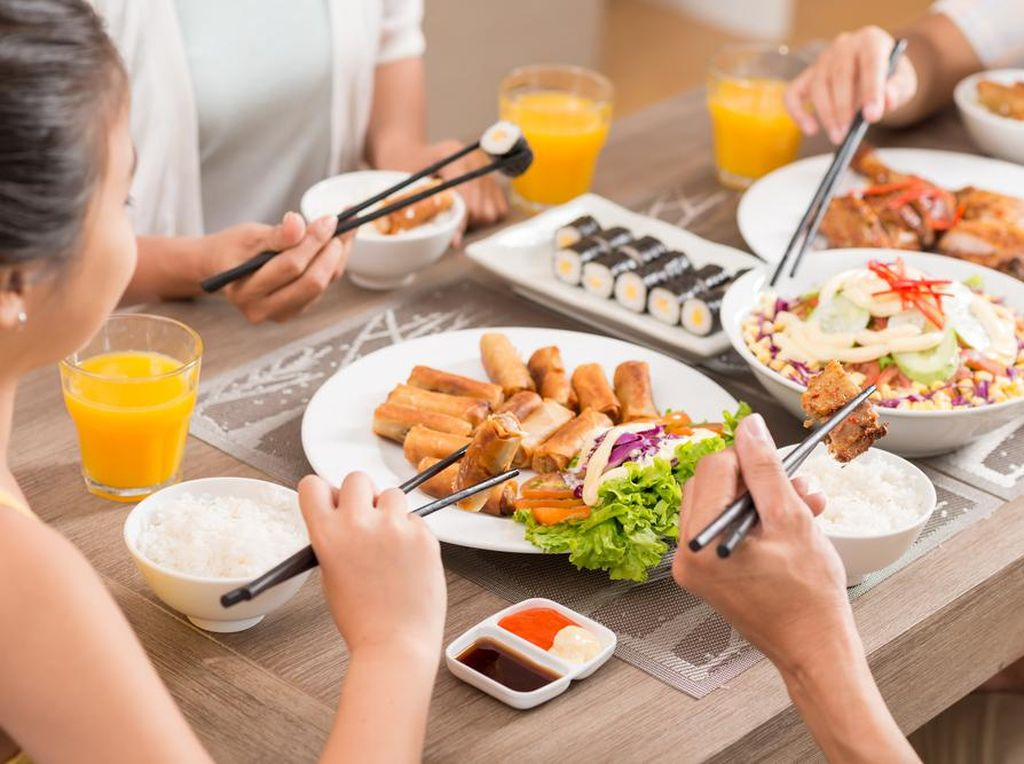Tips Tetap Makan Enak Tanpa Takut Kolesterol Jahat