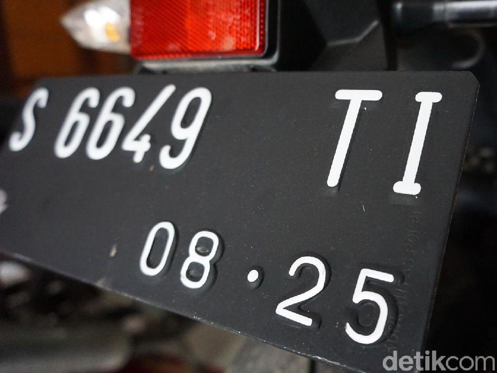 Pelat S Dipakai 6 Daerah di Jatim, Kendaraan Kamu Masuk Mana?