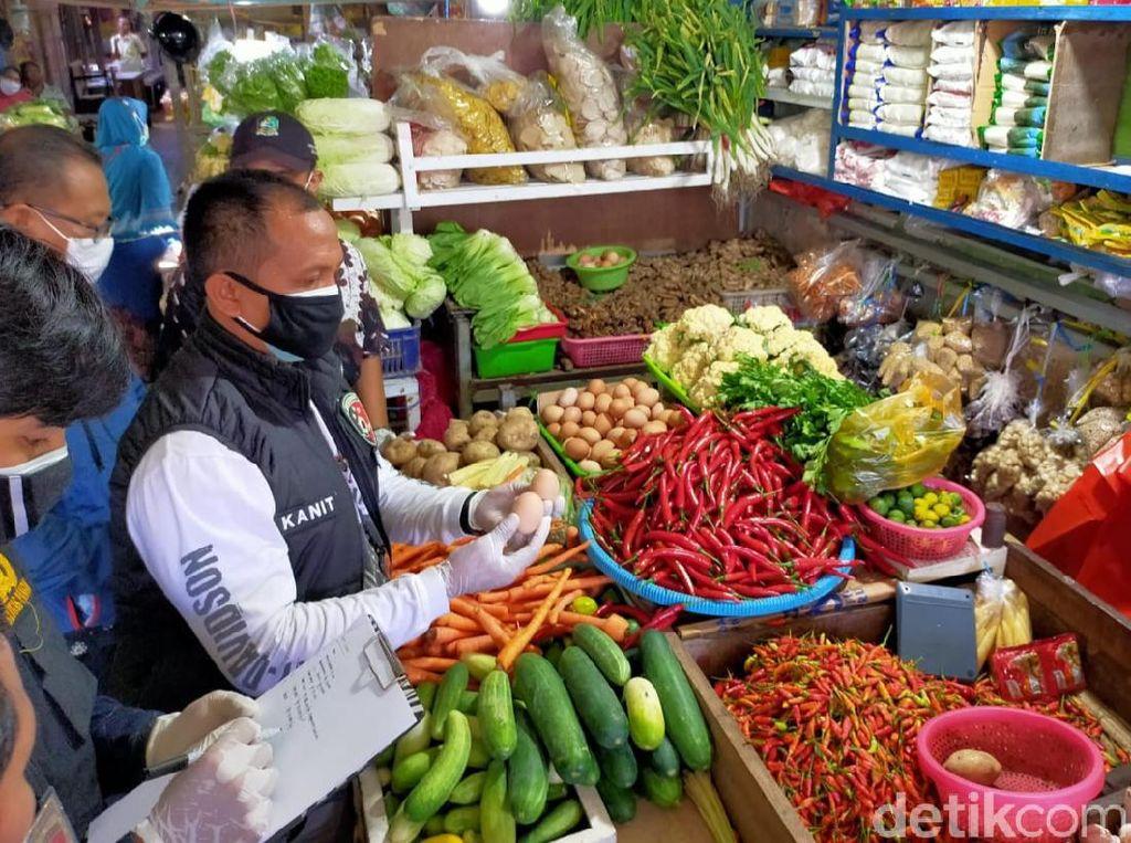 Antisipasi Harga Naik di Libur Nataru, Satgas Pangan Sidak Pasar Banyuwangi