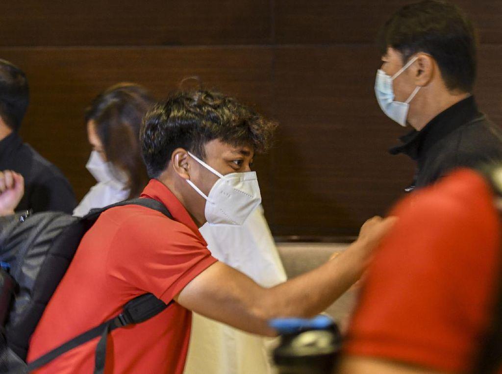 Timnas U-19 Berangkat ke Spanyol Tanpa Pelatih Shin Tae-yong