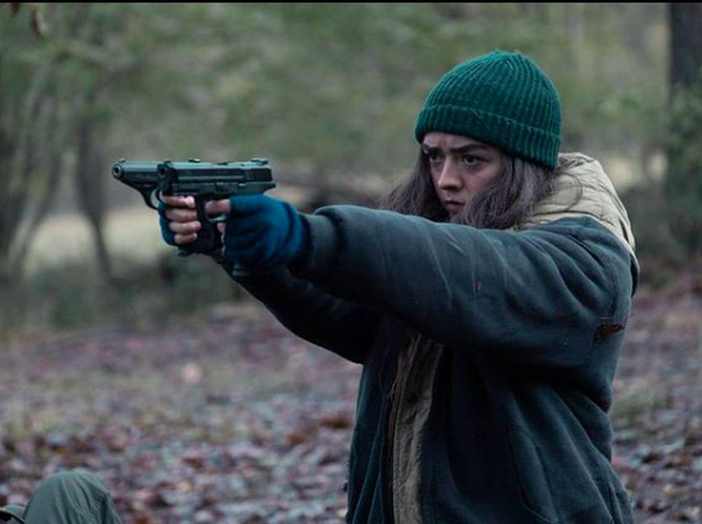 Maisie Williams Cerita Keseruan di Balik Two Weeks to Live