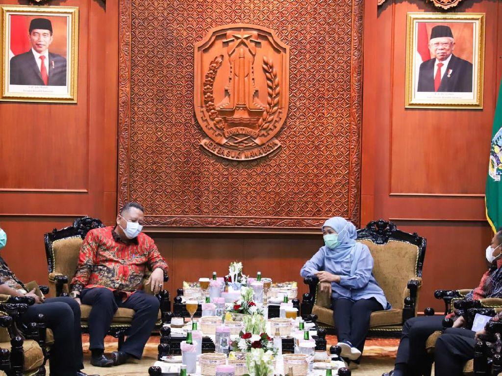 DPRD Surabaya Belum Gelar Paripurna, Bagaimana Status Whisnu Saat ini?