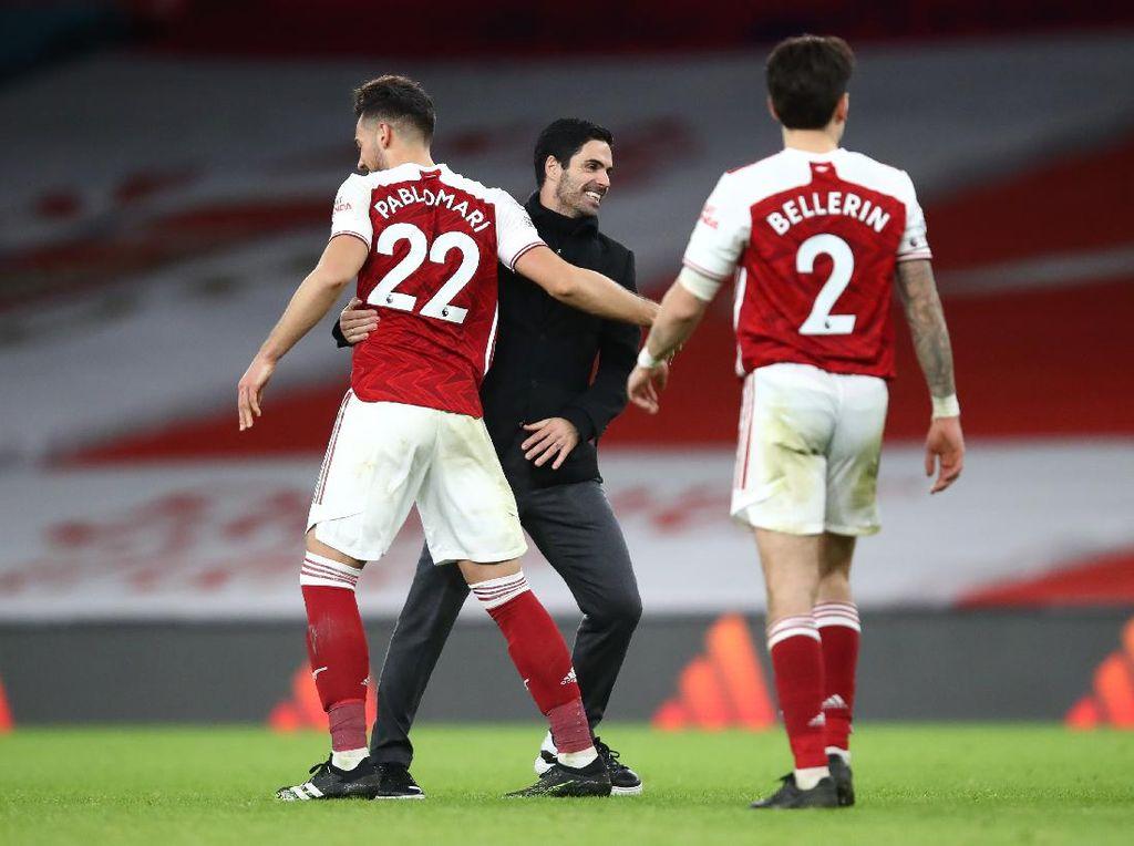 Waktunya Arsenal Menang Beruntun di Kandang