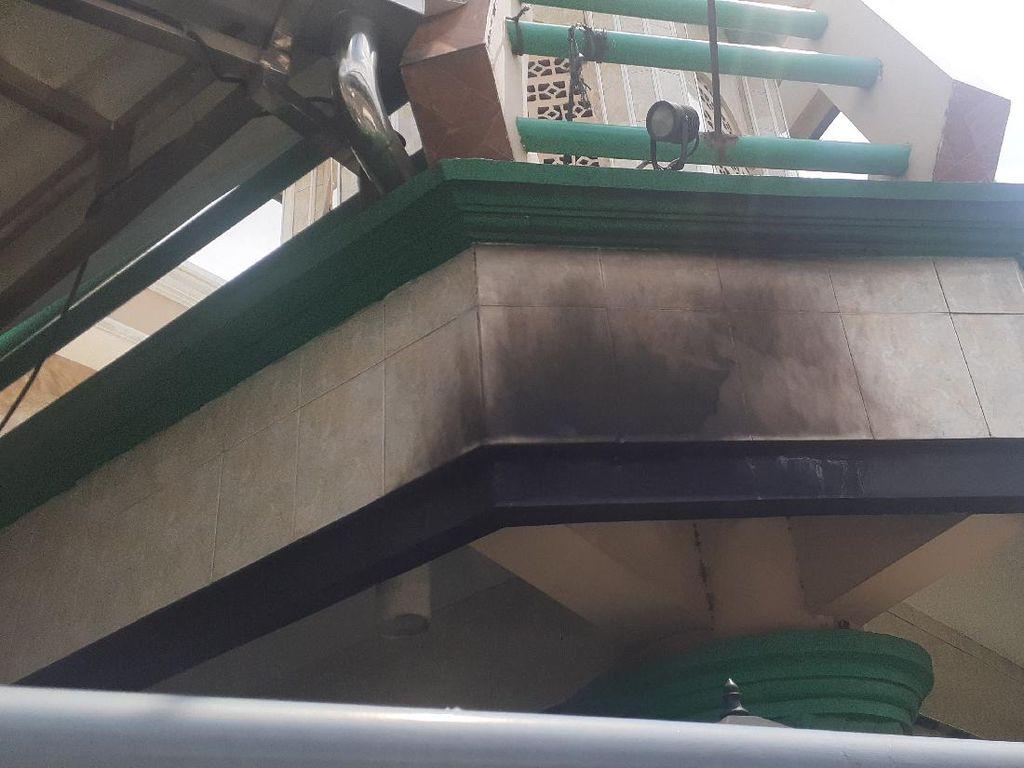 Ini Tampang Pelempar Bom Molotov ke Masjid di Cengkareng